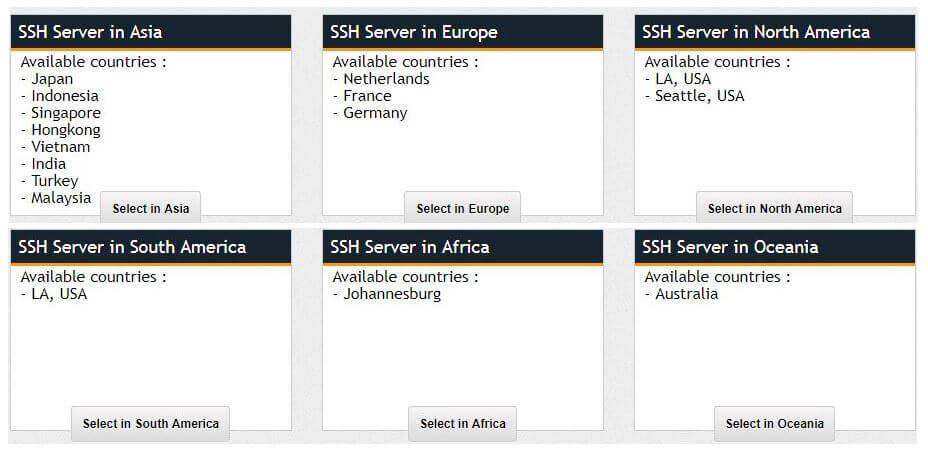 Situs Pemyedia Akun SSH Premium Gratis