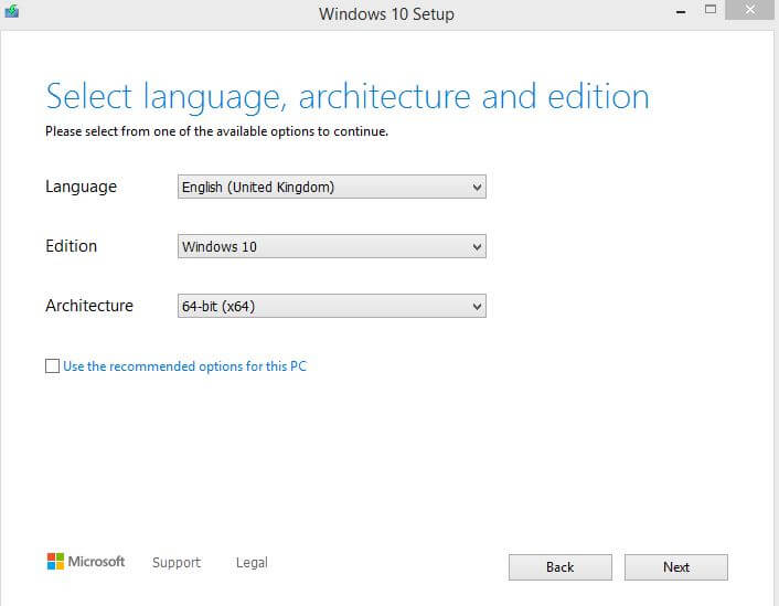 2 Cara Download File ISO Windows Langsung Dari Microsoft