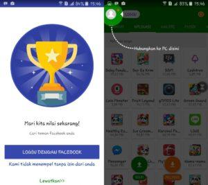 Xender Aplikasi Transfer file Antar Android dan PC Lewat WiFi