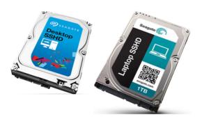 Perbedaan HDD SSD dan SSHD