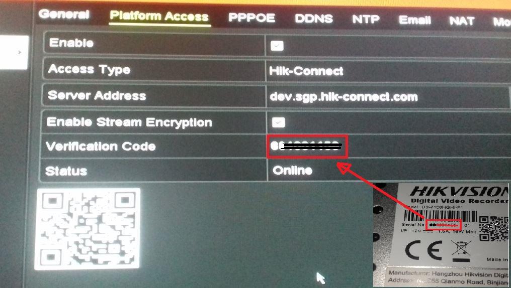 Cara Setting CCTV Online DVR Hikvision