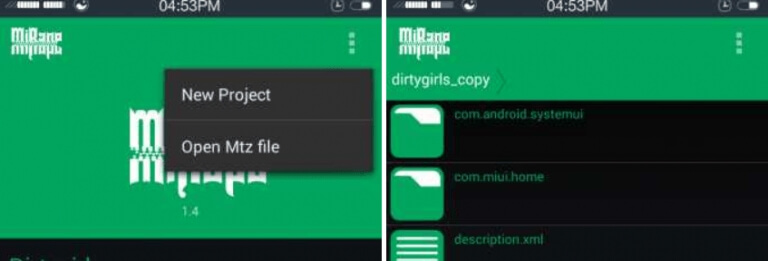 Download MiRape Apk Aplikasi