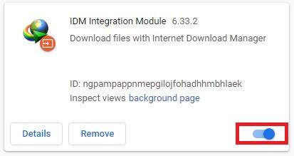 Mengatasi IDM Tidak Muncul di Browser Chrome/Firefox