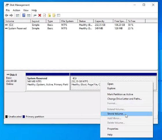 Cara Membuat Partisi Baru di Windows Tanpa Instal Ulang