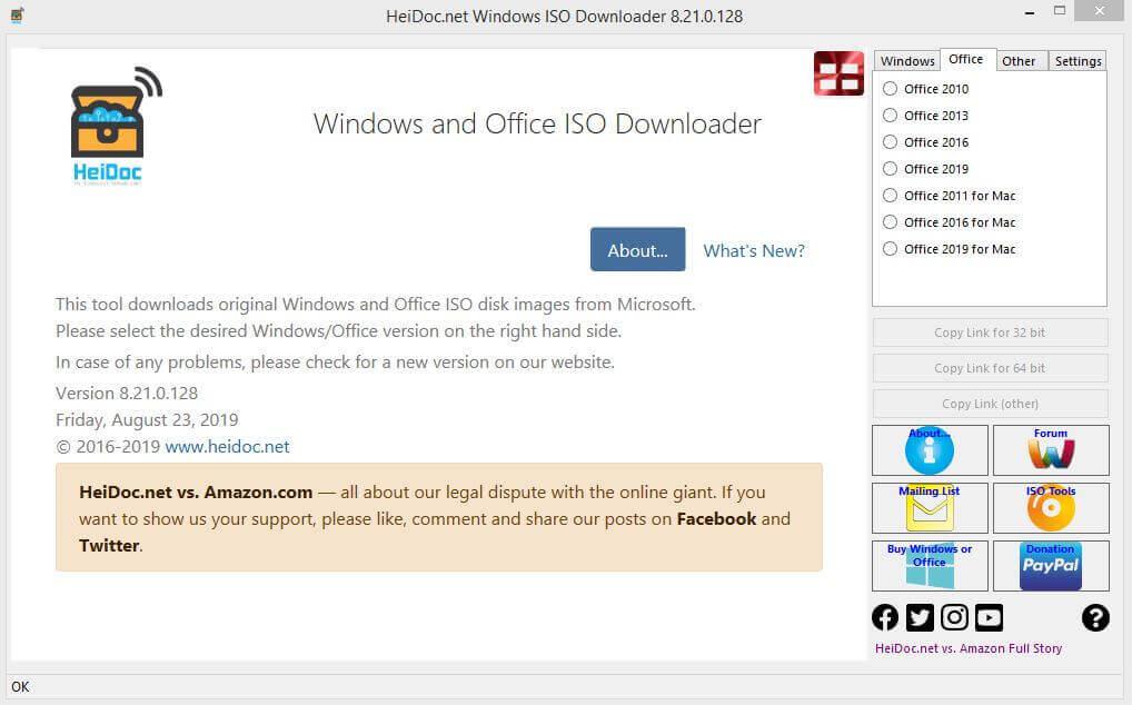 Cara Download Microsoft Office dari Server Microsoft