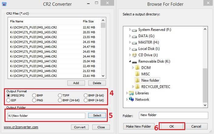 Cara Merubah Format Foto CR2 Menjadi JPG