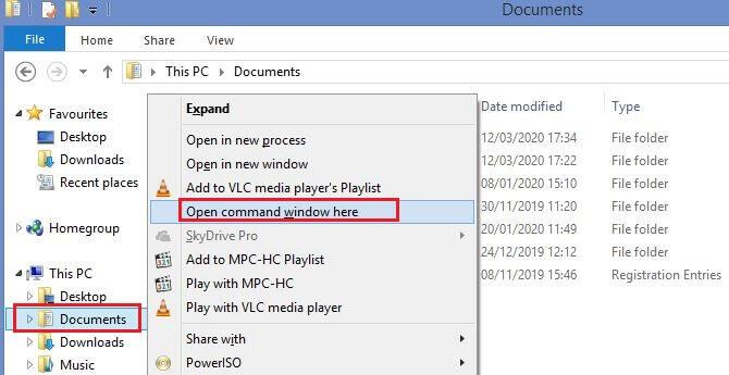 Menghapus File atau Folder yang Tidak Bisa Dihapus