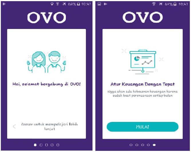 Cara Daftar dan Upgrade Akun OVO Terbaru