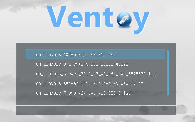 Cara Membuat Multi Bootable Windows dengan Ventoy