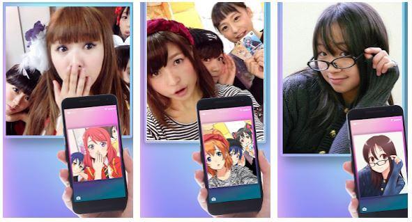 Aplikasi Edit Foto Anime Terbaik di SmartPhone