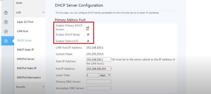 Merubah Modem Huawei HG8245H5 Menjadi Access Point