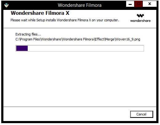 Wondershare Filmora X Terbaru