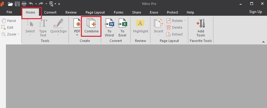 Membuat dan Menggabungkan File PDF Secara Offline