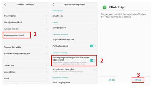 Download GB WhatsApp Update Versi Terbaru